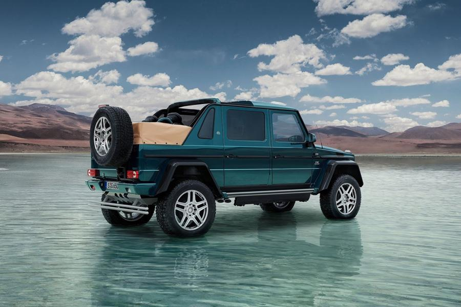 Mercedes-Maybach G650 Landaulet оценили в 1,3 миллиона евро