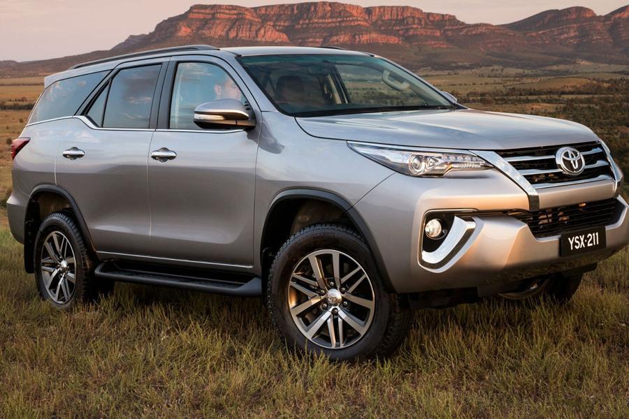В Россию придет новая модель Toyota