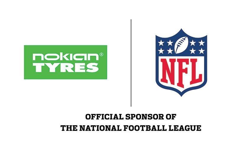 Nokian Tyres обратила внимание на американский футбол