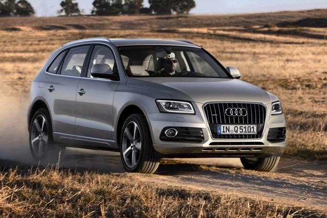 Audi отзывает в России 14 тысяч машин