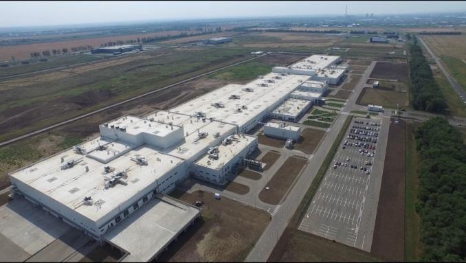 Официальное открытие завода Bridgestone в Ульяновске запланировано на 25 мая
