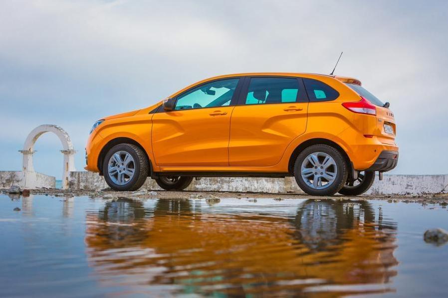 Lada XRAY получит новую топовую комплектацию