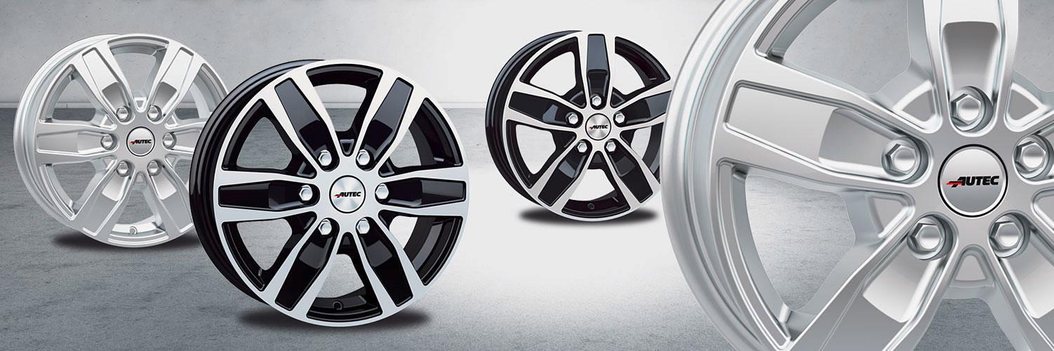 Autec GmbH представила колесные диски для микроавтобусов