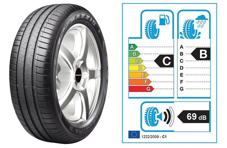 Maxxis выводит на европейский рынок топливосберегающую модель Mecotra ME3