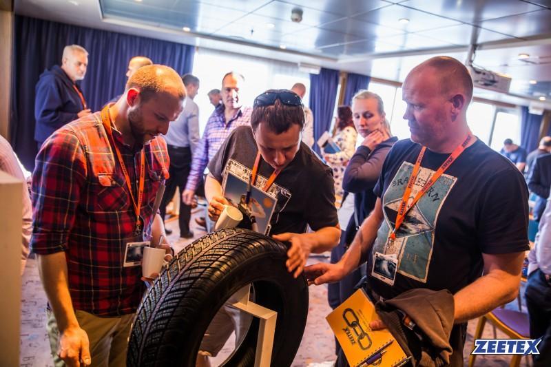 Zafco презентовала зимнюю линейку шин Zeetex нового поколения
