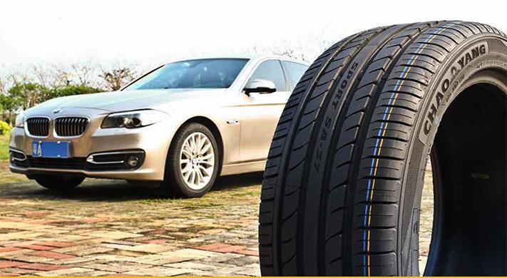 ZC Rubber представила в Дубае свои первые run-flat шины ZRT
