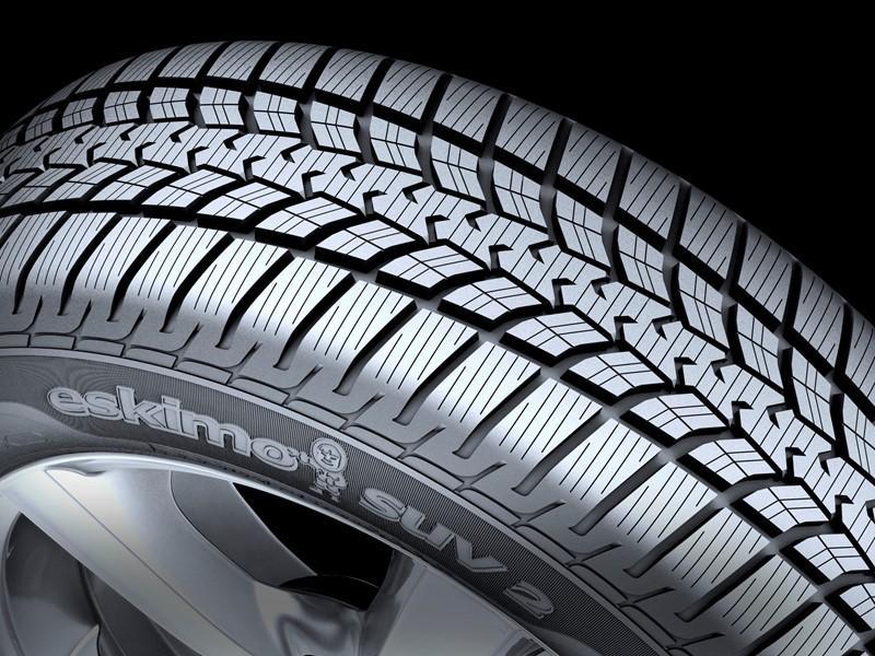 Sava выводит на рынок новые зимние шины Eskimo SUV 2