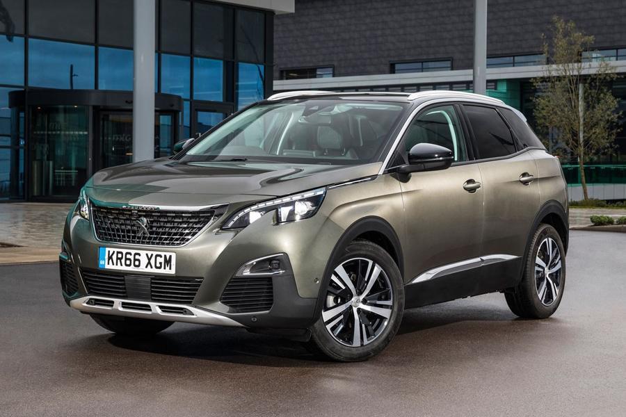Беспилотный Peugeot покажут уже в этом году