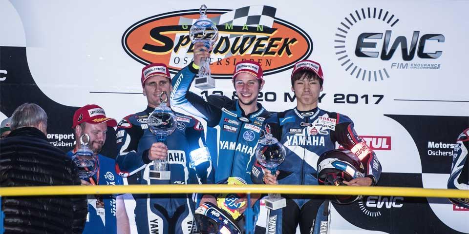 Очередной триумф союза Yamaha и Bridgestone в мотогонках на выносливость