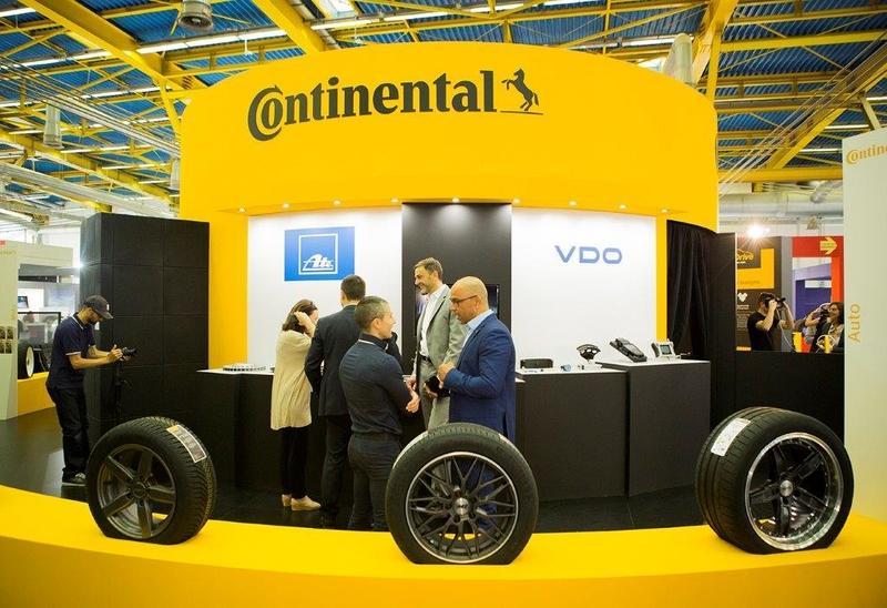 Новая зимняя шина Continental WinterContact TS 860 S дебютировала в Болонье
