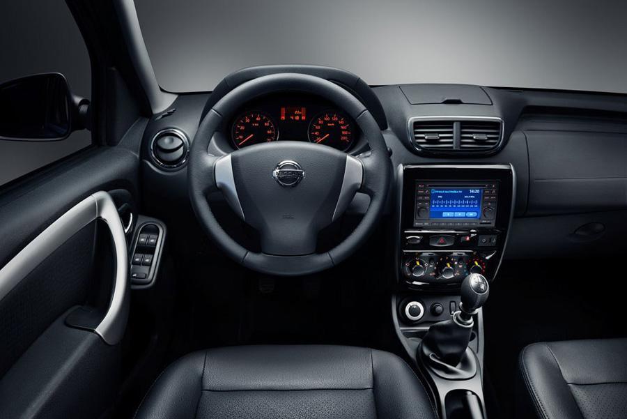 Nissan Terrano отзывают из-за неправильного руля