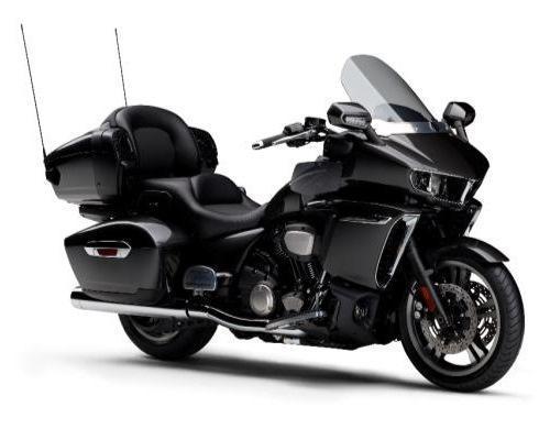 Bridgestone обует новые круизеры Yamaha