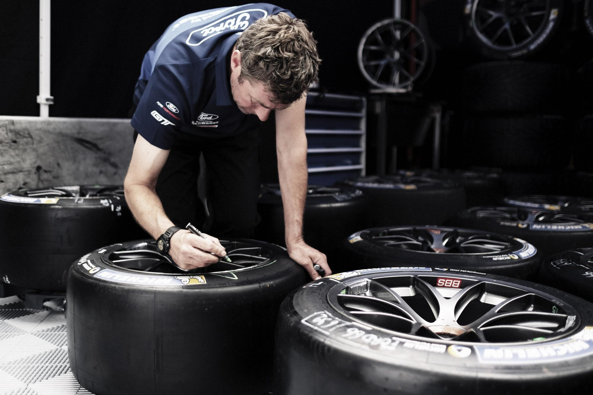 Почти половина участников гонки «24 часа Ле-Мана» 2017 года поедут на шинах Michelin