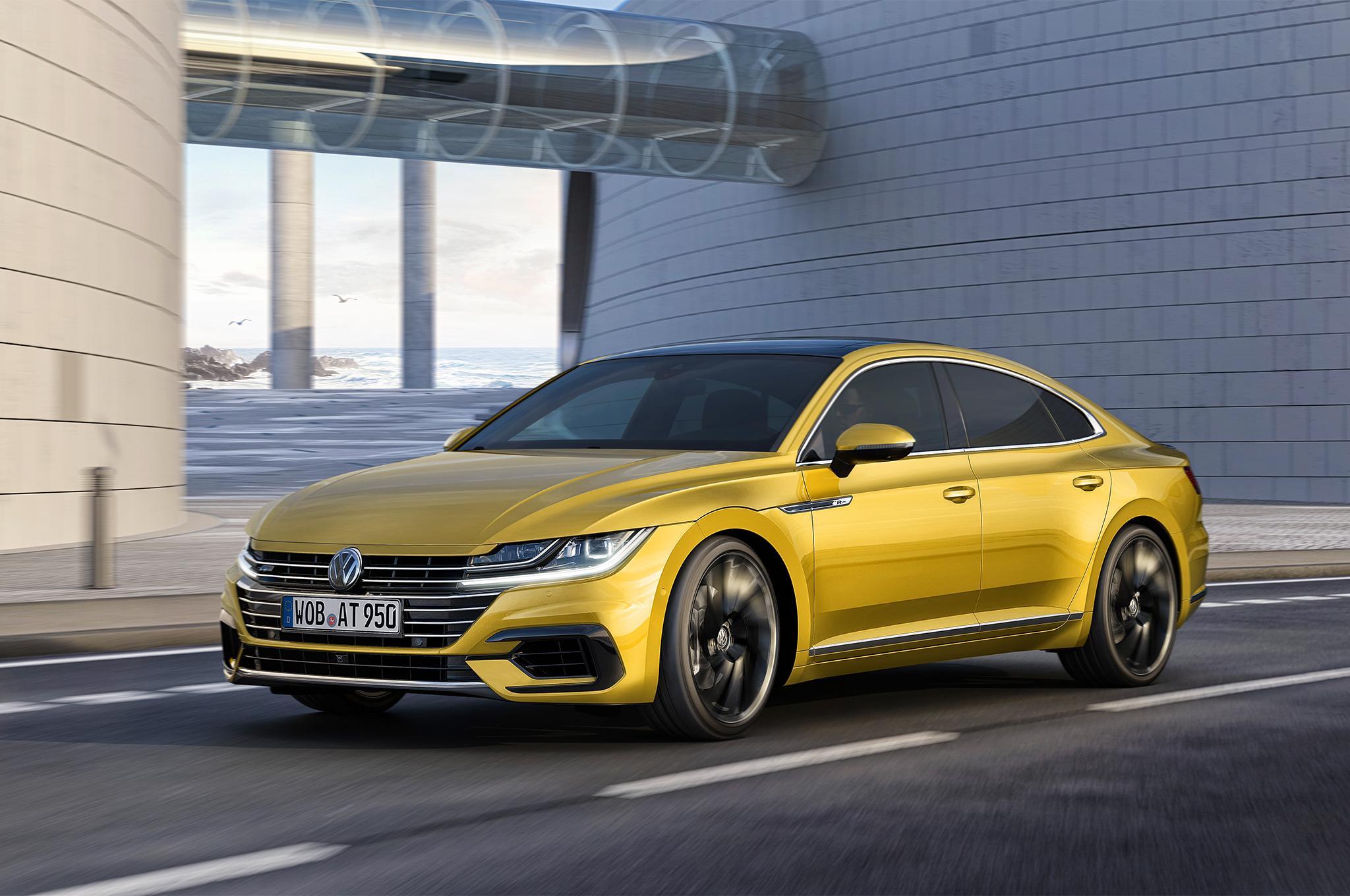 VW, BMW, Land Rover и Volvo выбирают шины Pirelli для своих последних моделей