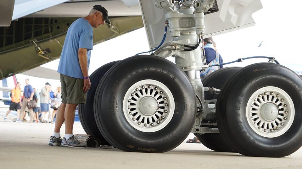 Goodyear привезет на авиасалон в Ле-Бурже инновационные шины Flight Radial