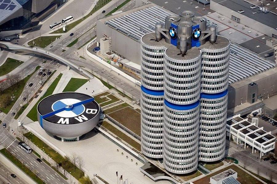 Мюнхен готов запретить дизельные автомобили