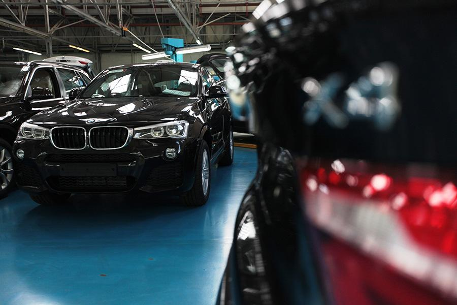 BMW российской сборки могут пойти на экспорт