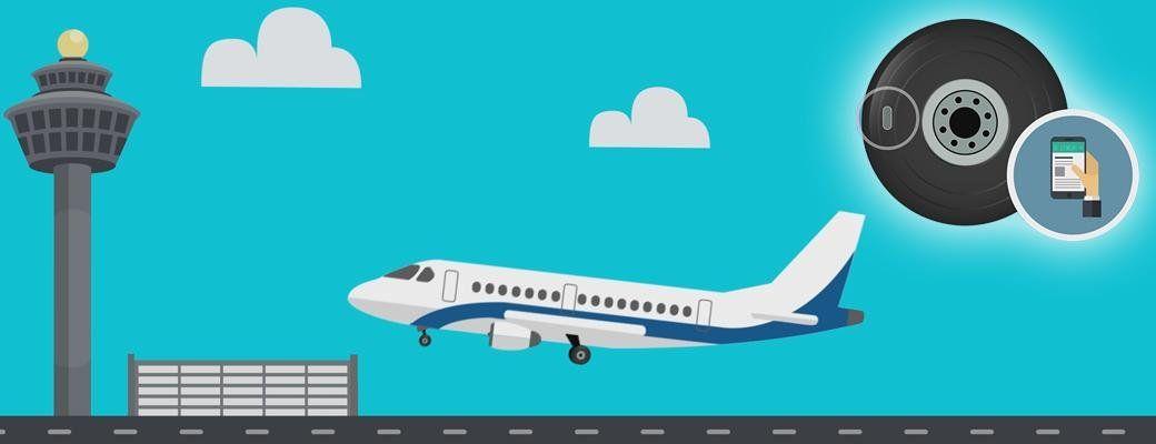 Michelin и Safran разработали инновационную систему контроля давления в авиашинах