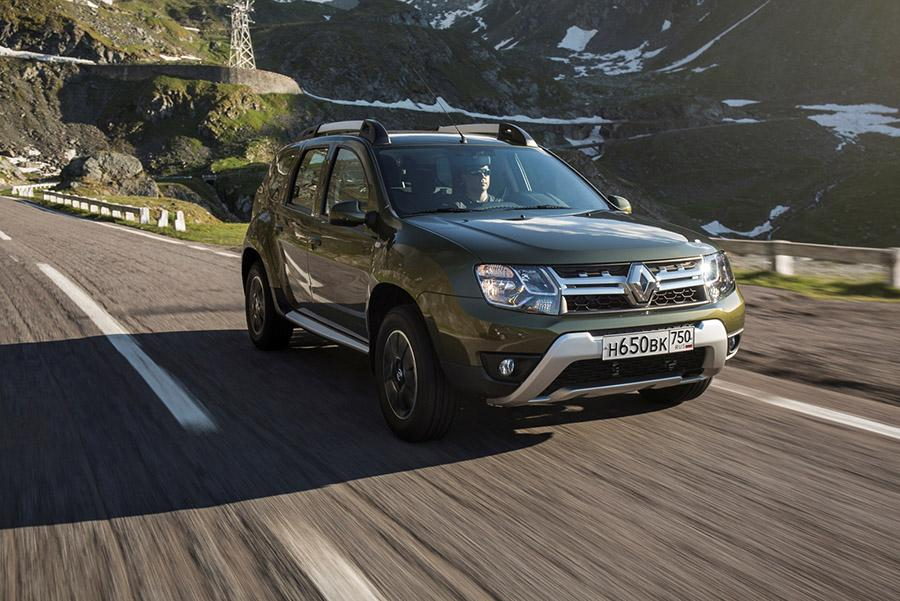 Для российских Renault Duster нашли новый рынок
