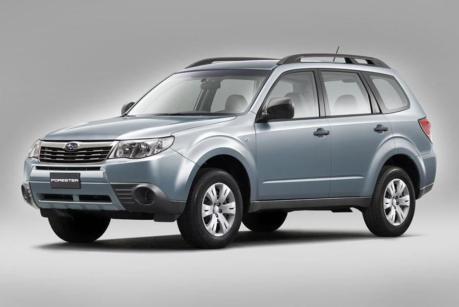 Subaru отзывает в России почти 25 тысяч машин
