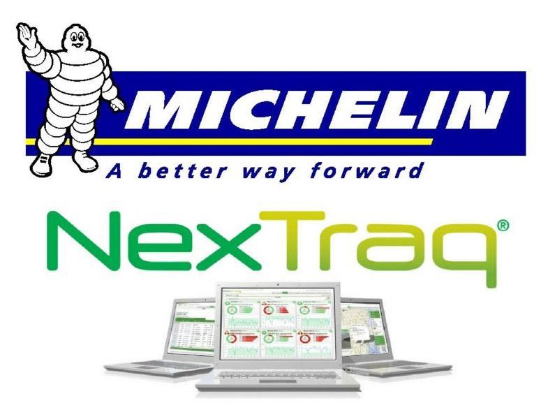 Мишлен объявила о покупке американской компании  NexTraq