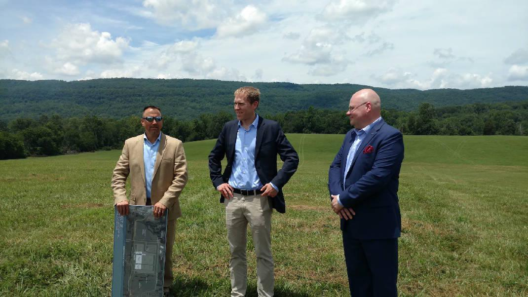 Строительство американского завода Nokian Tyres стартует в августе