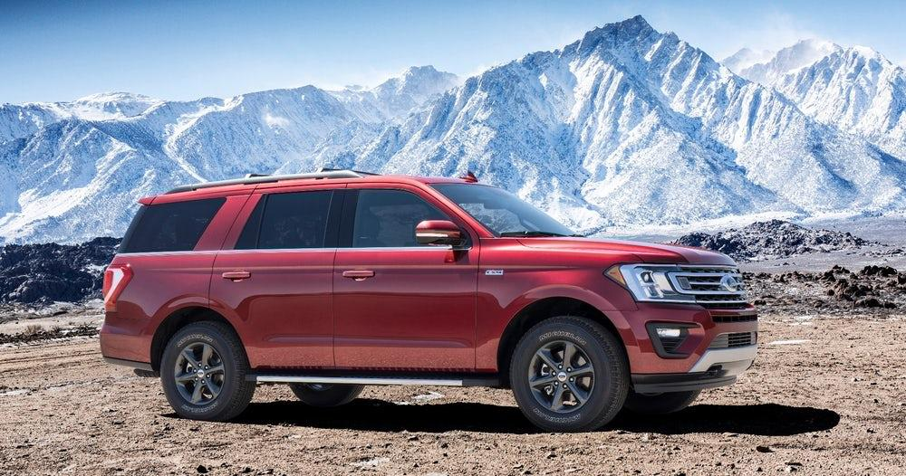 Ford Expedition FX4 2018 получит спецшины Michelin Primacy XC