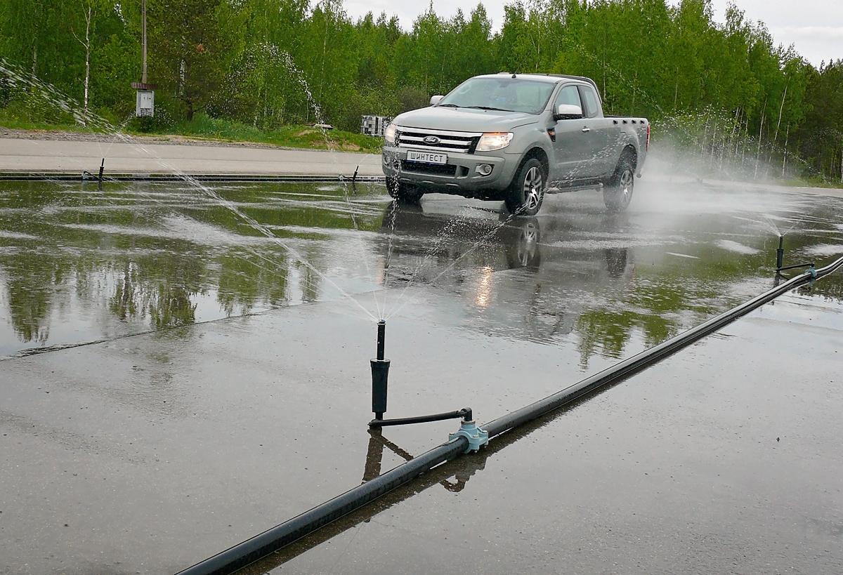 Шины Astarta Bel-403 для кроссоверов Geely прошли тесты на российском полигоне