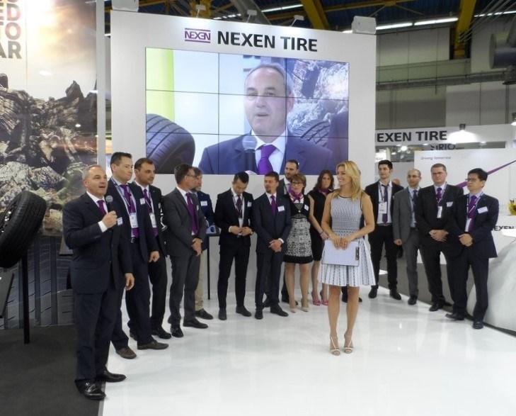 Nexen Tire представила новые шины WinGuard Sport 2 и N'Blue 4Season в Италии