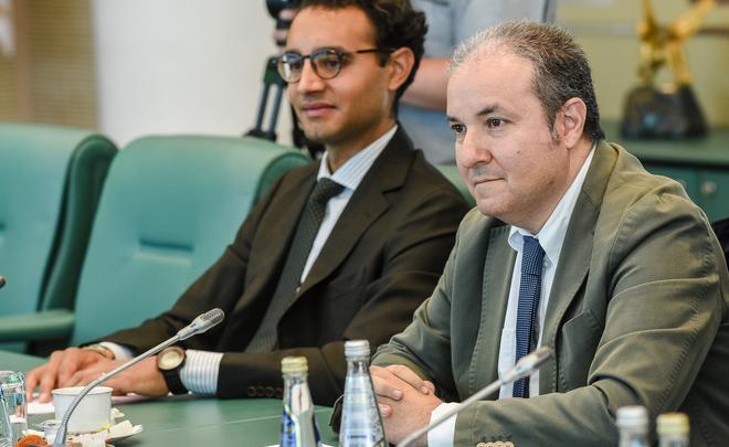 Итальянская Pirelli и японская ETIC заинтересованы в сотрудничестве с Группой компаний «ТАИФ»