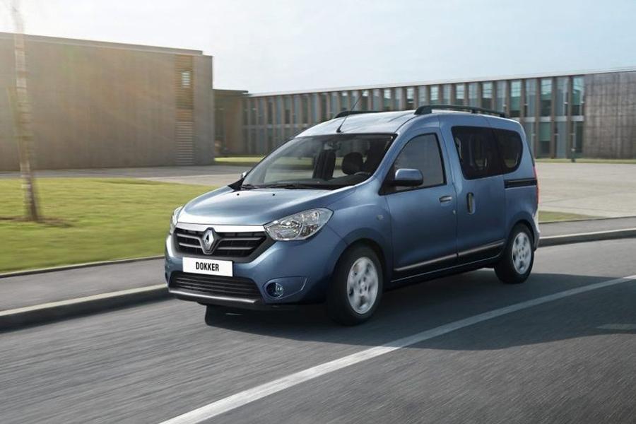 В Россию привезут «каблучок» Renault Dokker