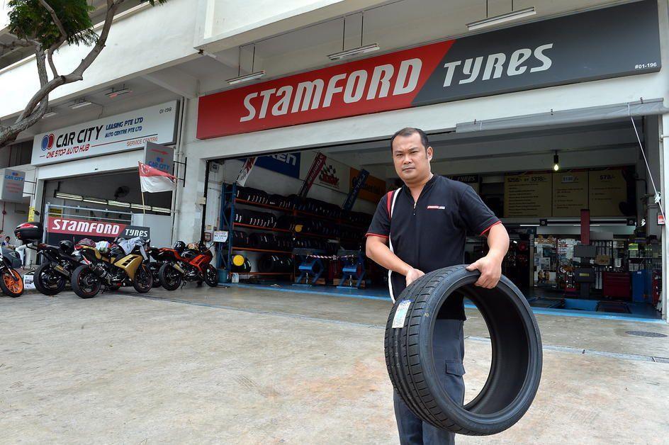 Чистая прибыль Stamford Tyres увеличилась в три раза