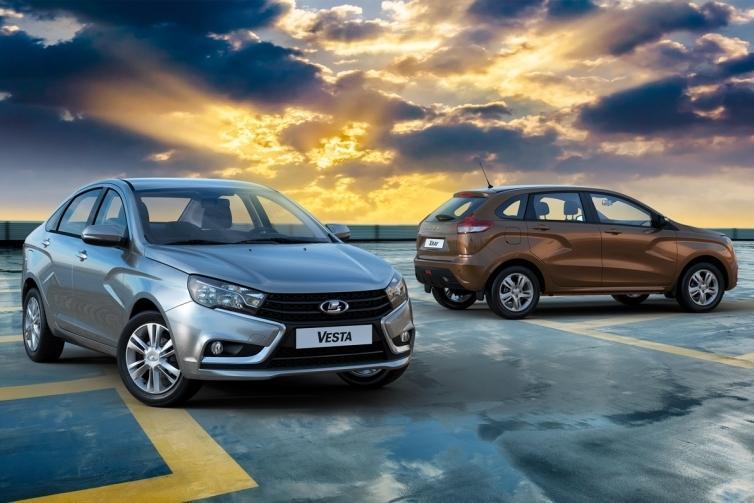 Lada увеличила продажи в июне на четверть