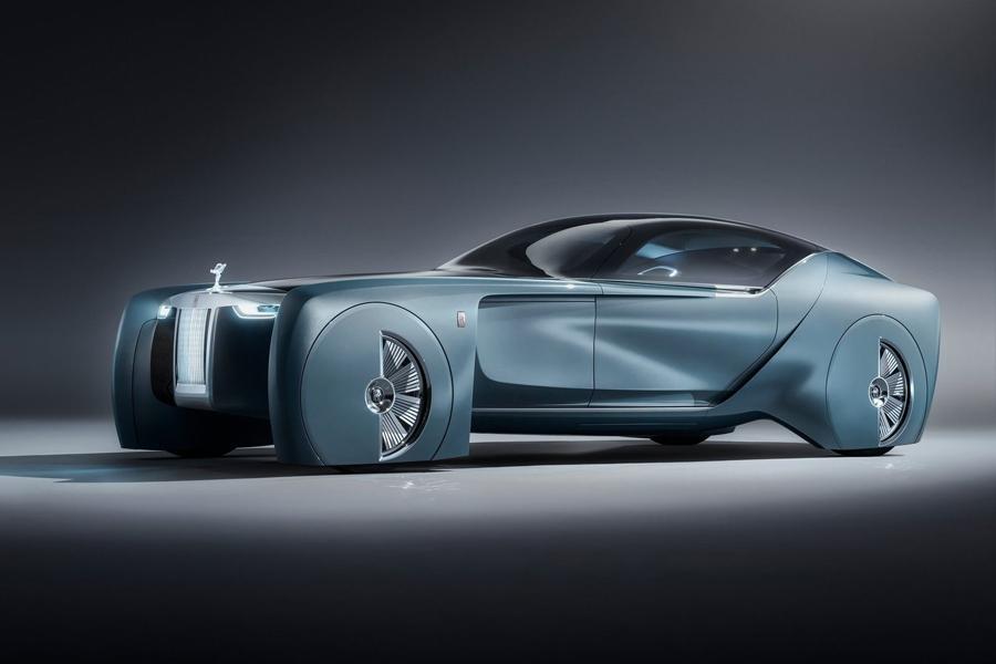 Rolls-Royce не планирует выпускать гибриды