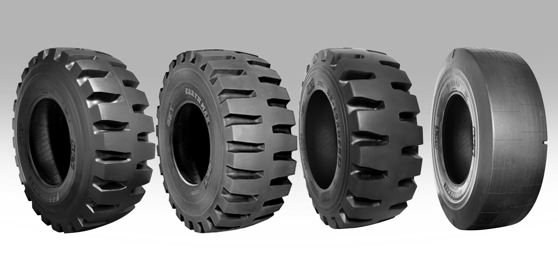 BKT представила новые шины линейки Earthmax для погрузчиков и бульдозеров