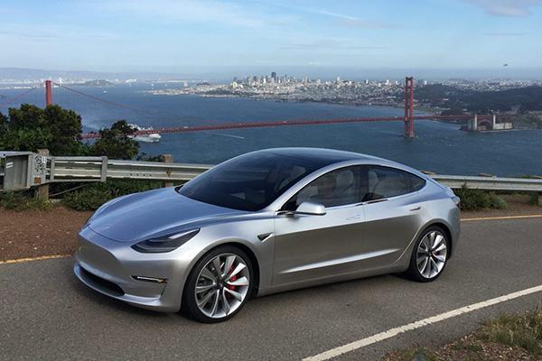 Tesla Model 3: производство запущено