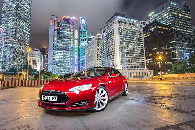 Продажи Tesla в Гонконге упали до нуля