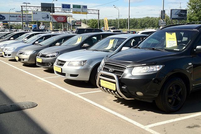 С января по май россияне купили подержанных машин на 780 миллиардов рублей
