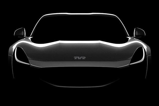 Компания TVR в сентябре представит новинку