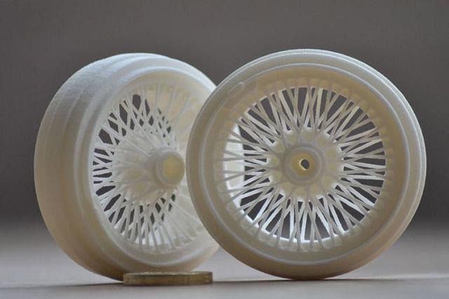 В России будут делать колесные диски методом 3D-печати