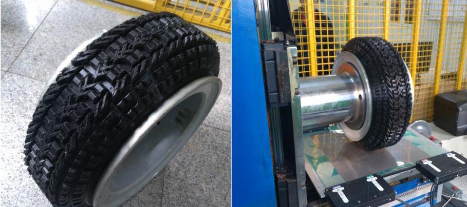 Linglong Tire тестирует первые китайские 3D-печатные шины