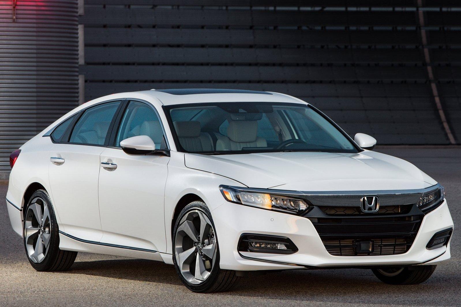 Представлено новое поколение Honda Accord