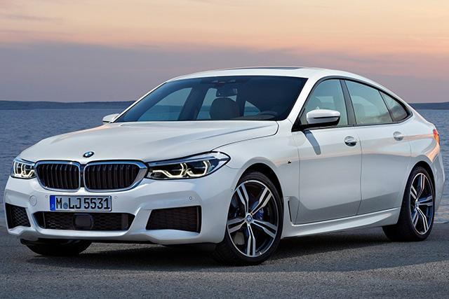 Стали известны цены на BMW 6-Series GT