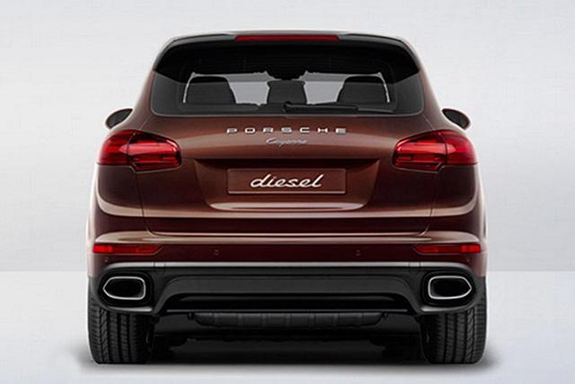 Porsche может отказаться от дизелей