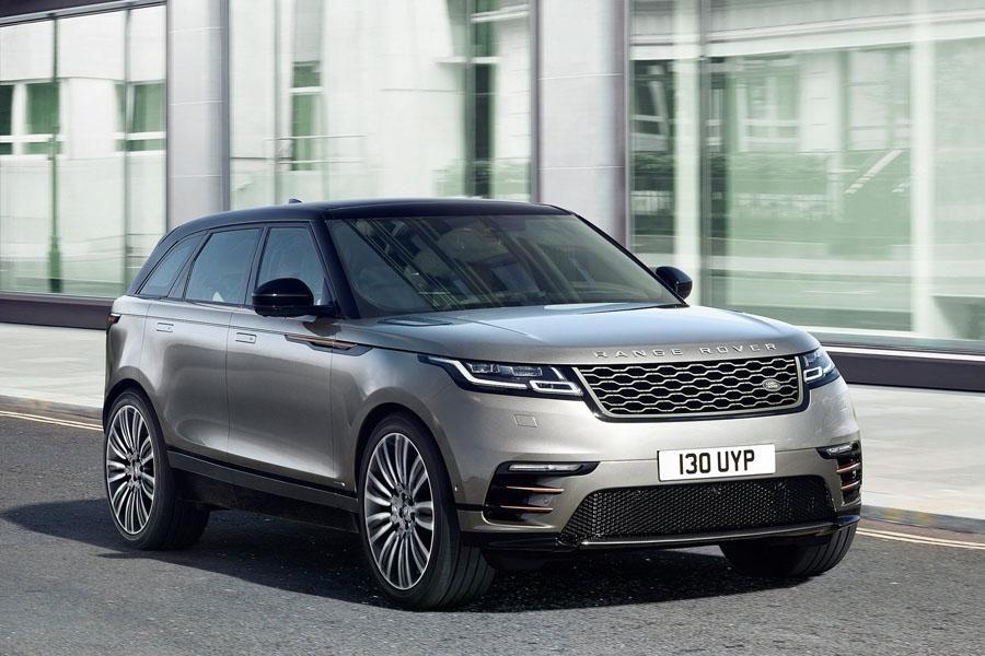 Группа Jaguar Land Rover рассказала о новинках для России