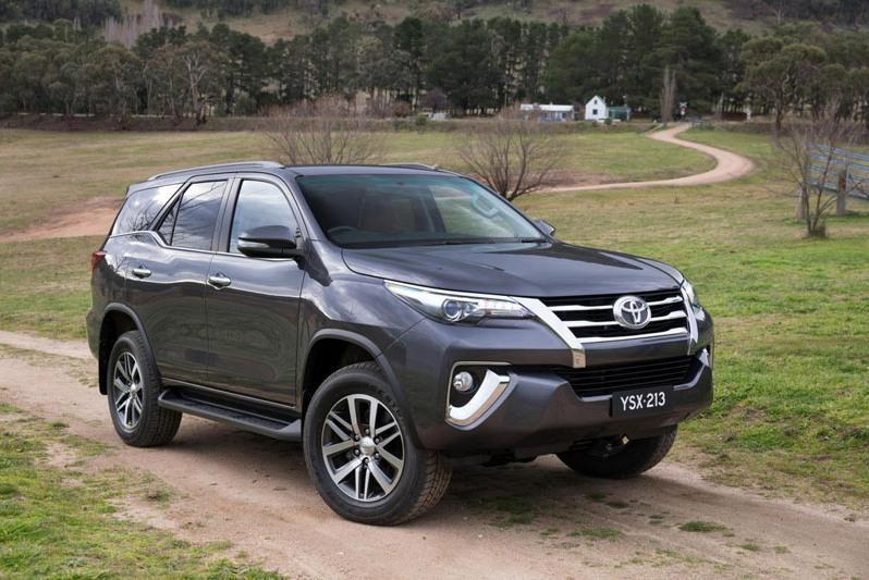 Подтверждено: в Россию едет Toyota Fortuner