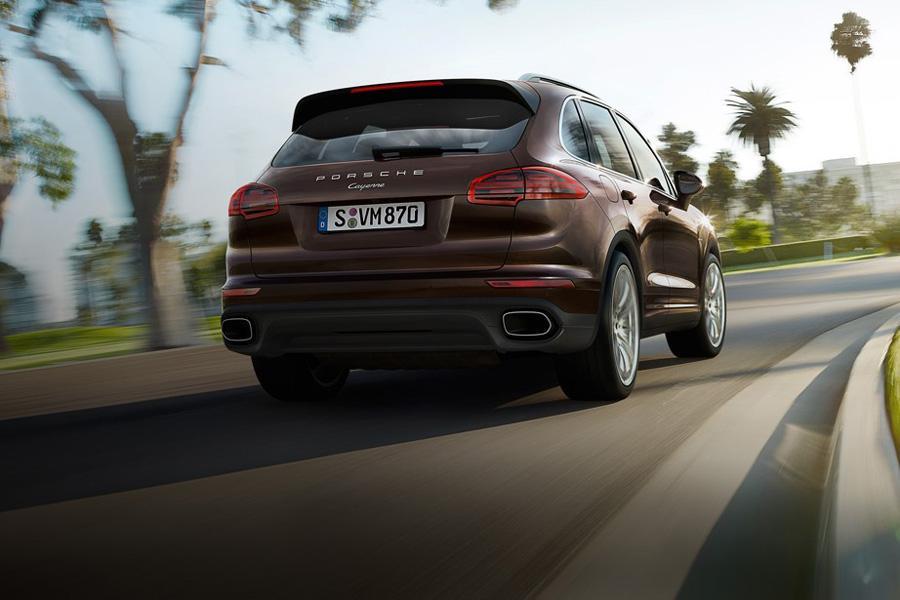 Германия запретила регистрацию Porsche Cayenne с дизелями