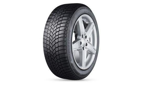 Новая зимняя шина Bridgestone Blizzak LM001 Evo выходит на европейский рынок