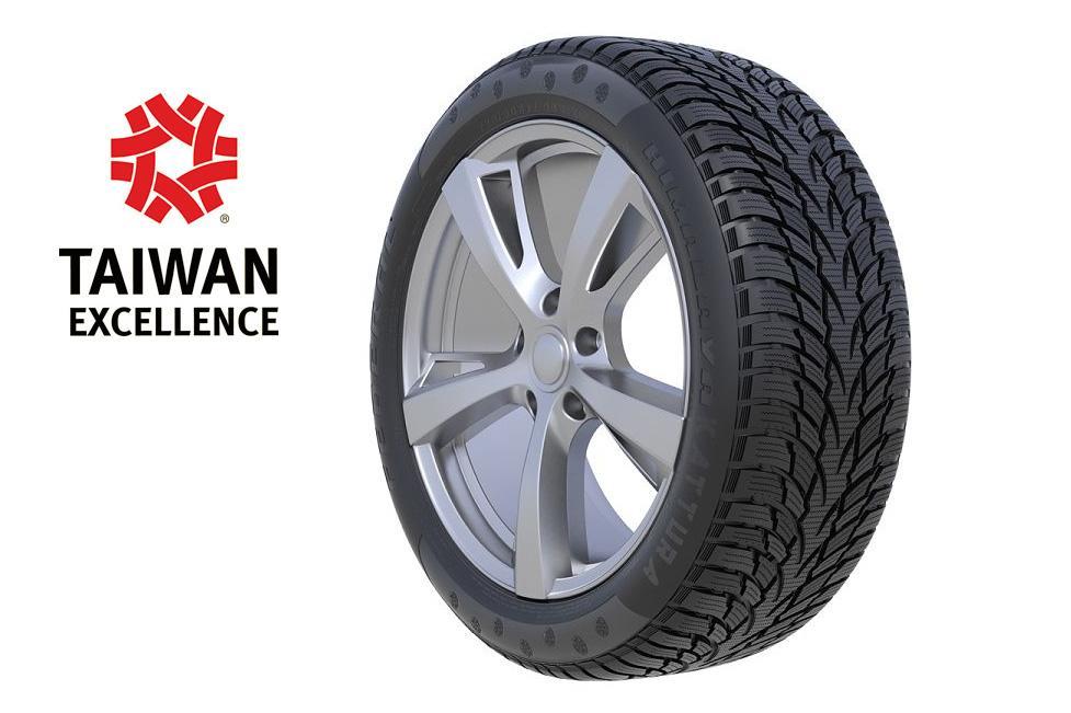 Две зимние шины Federal отмечены премией Taiwan Excellence Award 2017