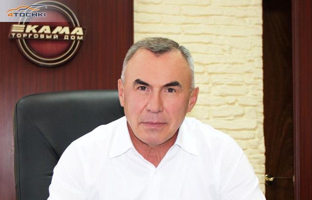 ПАО «Татнефть» сменила руководство генерального дистрибьютора шин